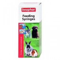 Beaphar Feeding Syringes