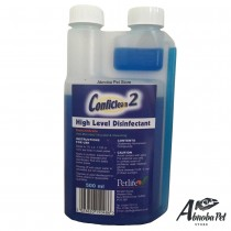 PETLIFE Conficlean2 Concentrated High Level Disinfectant - used in whelping boxes - Citrus 500ml