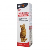 VetIQ Defurr-UM Hairball Remedy for Cats x 70 Gm