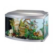Ferplast Cayman 80 Scenic Aquarium, 150L Silver