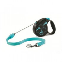 Flexi Color 3 LARGE BLUE 5m Cord upto 20kg