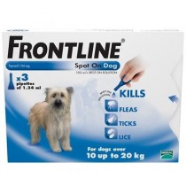 Frontline Medium Dog