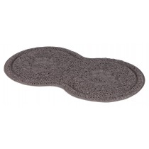 Trixie non-slip Place Mat - Grey