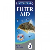 Interpet No. 3 Filter Aid 100mls