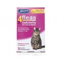4fleas Tablets - Cats & Kittens