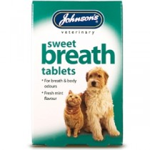 Johnson's Sweet Breath Tablets