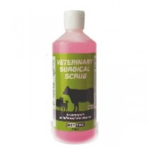 Nettex Veterinary surgical scrub 500ml