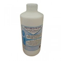 Pet Bed Wash laundry detergent steriliser free of disease organisms Even at low temps 1Ltr