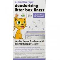 Petkin Aromatherapy Deodorizing Litter Box Liners