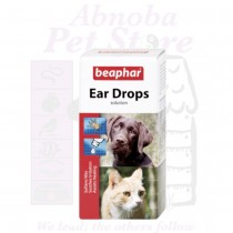 Beaphar Ear Drops 15ml