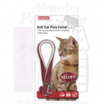 Beaphar Soft Velvet Cat Flea Collar