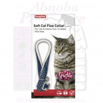 Beaphar Soft Cat Flea Collar - Sparkle - 30cm