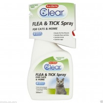 Bob Martin Clear Home Flea & Tick Spray - Cats