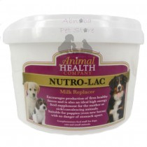 500g Animal Health NutroLac Milk high in energy & nutrients easy on stomach