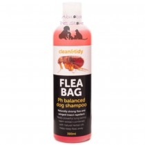 Sharples N Grant Flea Bag Dog Shampoo 300ml