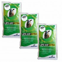 3 x 83g sachets Life-Aid XTRA life Saver for Bitches Whelping & Raising Puppies