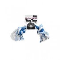Ruff 'N' Tumble 2 Knot Tug Toy Medium