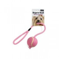 Ruff 'N' Tumble Rope 'N' Ball Throw Tug Toy