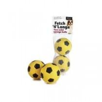Ruff 'N' Tumble Fetch '4' Longa Sponge Balls