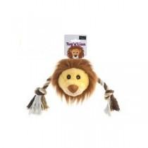 Ruff 'N' Tumble Tug A Lion