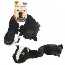 Ruff N Tumble Shake'a'Badger Small