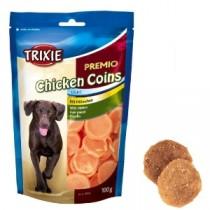 Trixie PREMIO Chicken Coins 100g