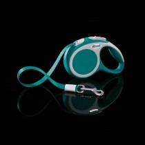 Flexi Vario turquoise XS 3 m/10 ft tape leash