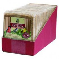 Walter Harrison Suet Block With Added Peanut 300g
