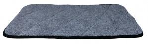 Self Heating Mat, 90 × 70 cm Colour: grey