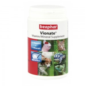 Beaphar Vionate Vitamin/Mineral Supplement 120g
